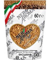 Кофе растворимый Nero Aroma Exclusive 60 г.