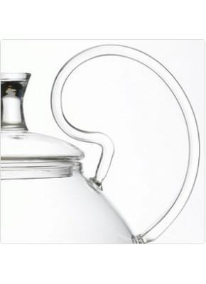 Стеклянный заварник с фильтром: 500 мл