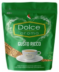 Dolce Aroma Gusto Ricco 400 г