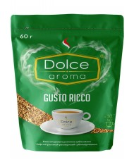 Dolce Aroma Gusto Ricco 60 г