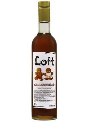 Сироп Gingerbread (Имбирный пряник) ТМ LOFT