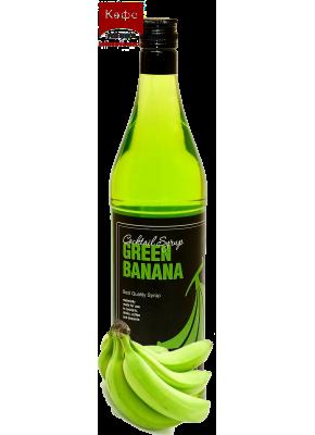 Green banana (Зеленый банан)