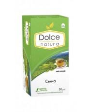Чай пакетированный китайский зеленый «Сенча» ТМ «DOLCE NATURA»