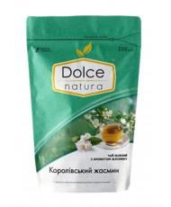 Чай рассыпной китайский зеленый листовой «Королевский жасмин» ТМ «DOLCE NATURA»