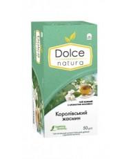Чай пакетированный китайский зеленый с ароматом жасмина «Королевский Жасмин» ТМ «DOLCE NATURA»