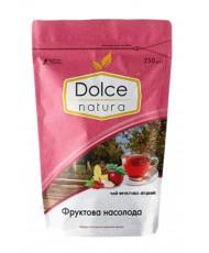 Чай рассыпной плодово-ягодный «Фруктовое наслаждение» ТМ «DOLCE NATURA»