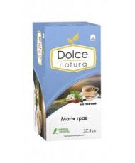 Чай пакетированный травяной «Магия Трав» ТМ «DOLCE NATURA»
