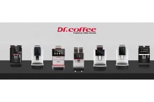 Обзор кофемашины Dr. Coffee Minibar S