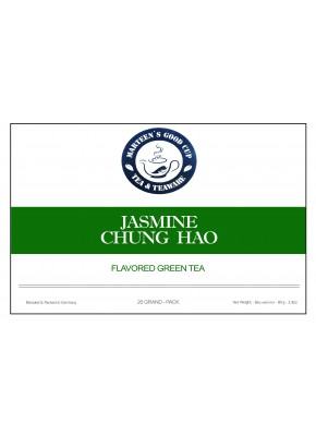 Jasmine Chung Hao ( Жасмин Чунг Хао )