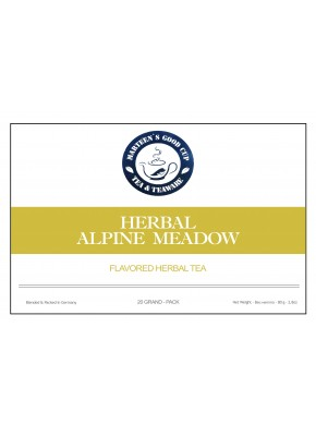 Herbal Alpine Meadow ( Травяной альпийский луг )